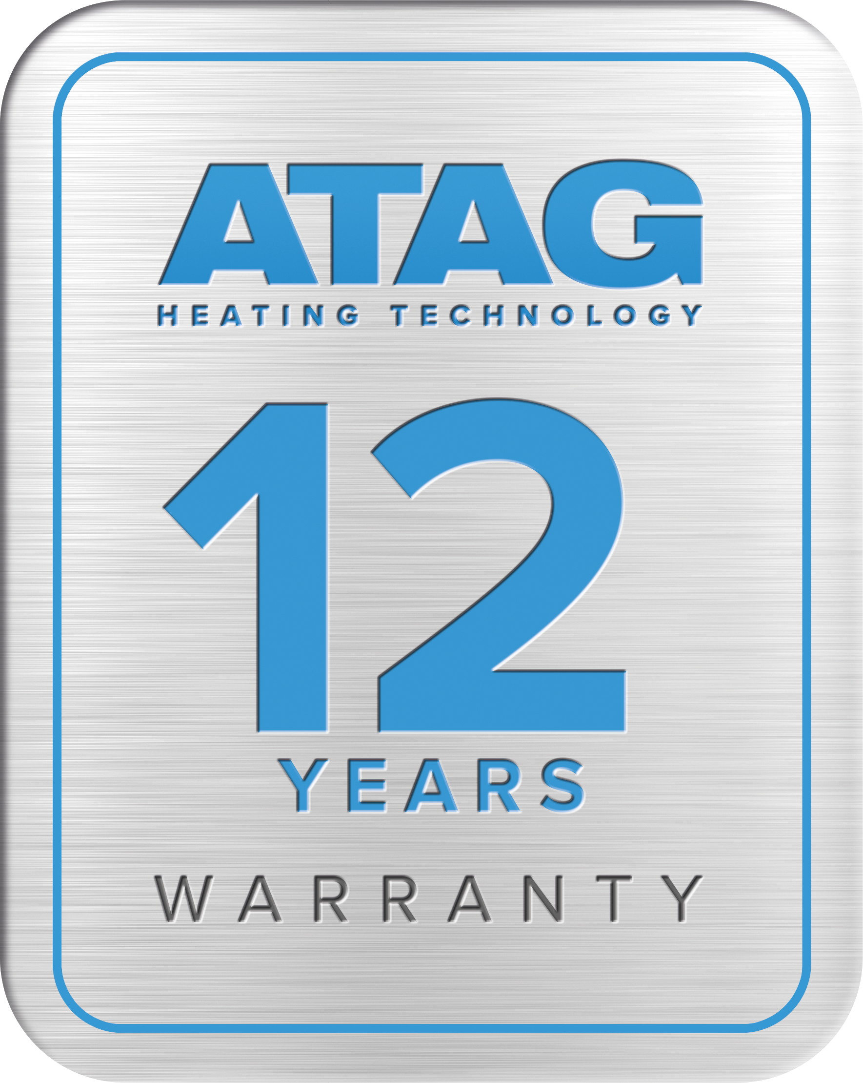 ATAG 12 YEARS Warranty 300 dpi