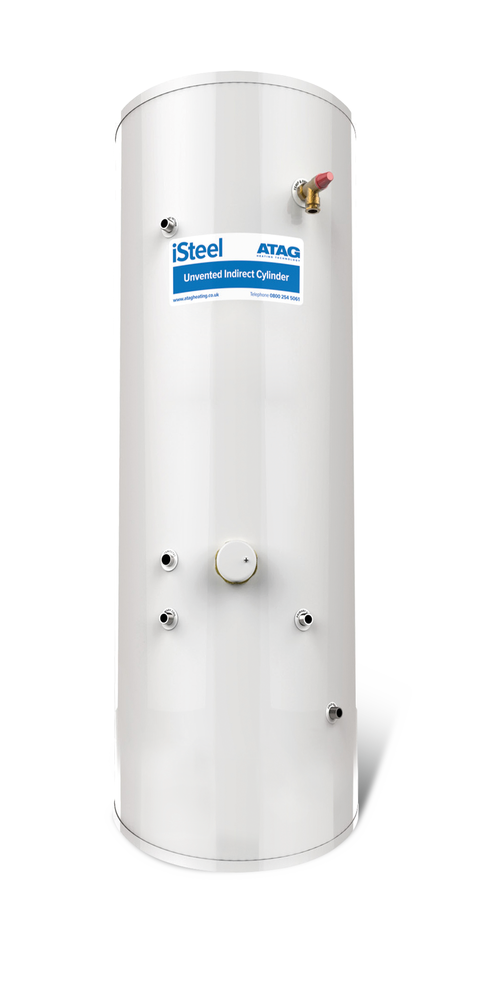 Unvented Cylinder with shadow LR (2)